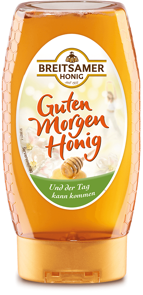 Breitsamer Honigspender Guten Morgen Honig