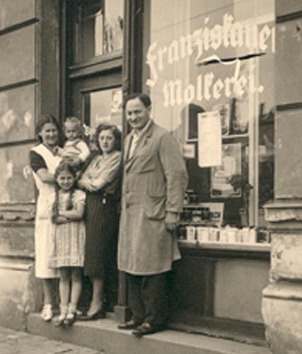 Anfänge der Familie Breitsamer