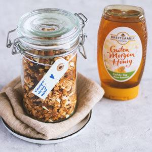 Guten Morgen Knusper-Müsli mit Honig