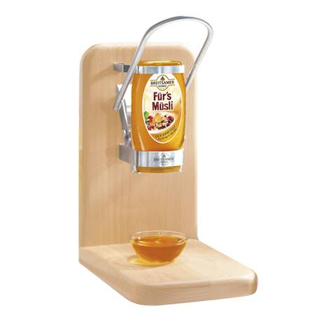 SquEasy Honey Buffet Dispenser, pack of 1 (incl. honey)