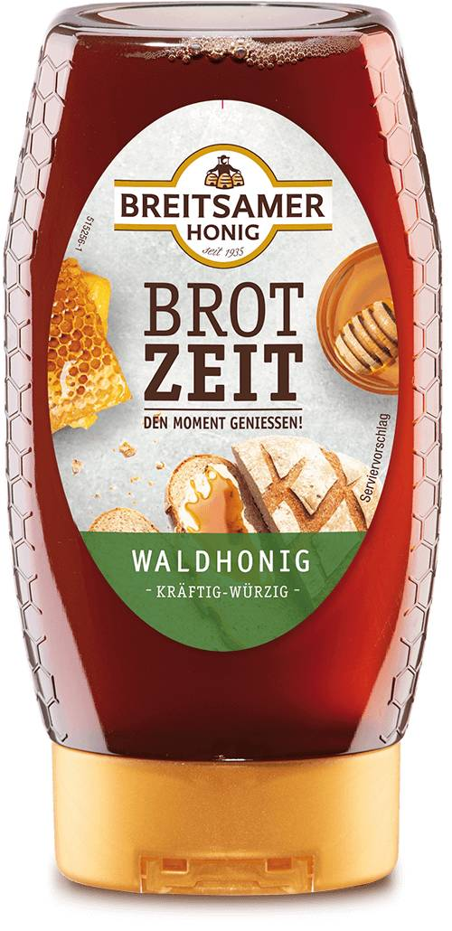 Brotzeit Honey, liquid, 350g