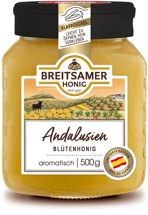 Honey from Andalusia, creamy, 500g